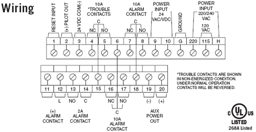 Wiring Diagram For Duct Smoke Detectors Diagram Base Website