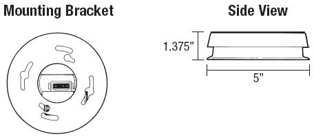 new firex smoke alarm detector ac dc ionization. Black Bedroom Furniture Sets. Home Design Ideas