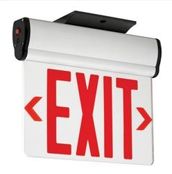 Compass Lighting Cels1rne Edge Lit Led Emergency Exit
