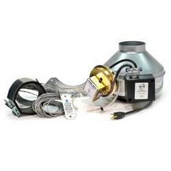 Fantech Dbf4xlt 705 Advanced Dryer Booster Fan Ul 705