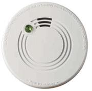 firex 480 photoelectric smoke detector alarm 9v dc battery powered rh electricbargainstores com