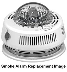 First Alert Brk Sa100b 120v Ac Hardwired Ionization Smoke