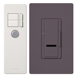 Lutron Maestro Led Dimmer With Remote