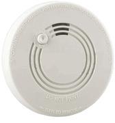 Firex 461 9v Dc Battery Powered Smoke Alarm Detector