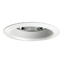 "6/"" Satin Nickel Open Trim Ring 301SN NEW HALO 6-inch Recessed Trim"